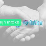 MijnIntake koppelt met OnView: nog meer snelheid voor hulpverleners
